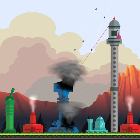 tower defense war game