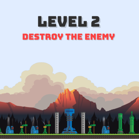 single player 15 levels
